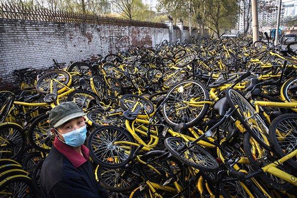دوچرخههای اشتراکی چگونه سبب ایجاد آلودگی صوتی در چین شدهاند؟