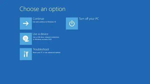 5d408400100a2445ad5a2e62 چطور کامپیوتر مبتنی بر ویندوز ۱۰ را از روی درایو USB بوت کنیم؟ اخبار IT