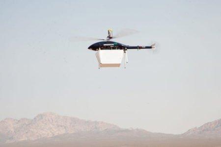 انتقال موفقیت آمیز اندامهای پیوندی با پهپاد در صحرای نوادا