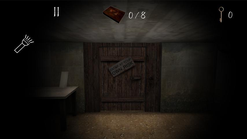 بازیهای ترسناک موبایل Slendrina: The Cellar 2