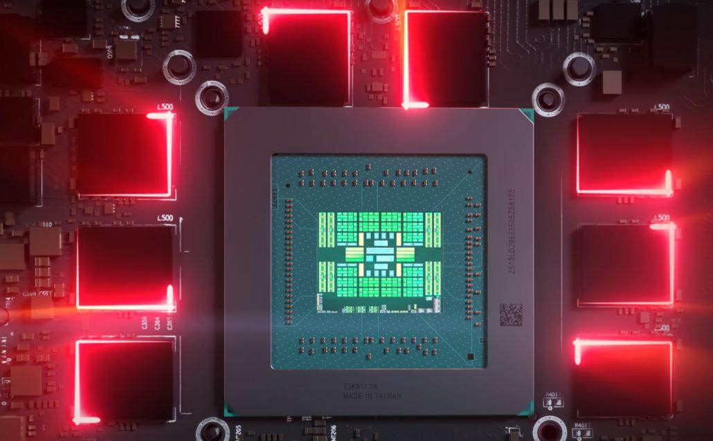 AMD Radeon RX 6000 Series Graphics Cards 1030x638 انتشار جزئیاتی از پیکربندی حافظه و توان مصرفی GPU سری رادئون RX 6000 اخبار IT