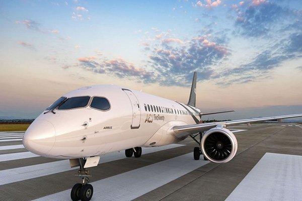 ایرباس از جت شخصی ACJ220 با قیمت ۸۱ میلیون دلار رونمایی کرد