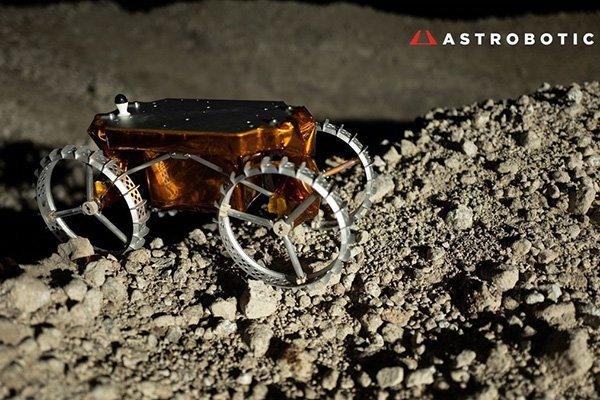 ماه نورد کوچک شرکت Astrobotic برای آزمایش به ناسا تحویل داده شد