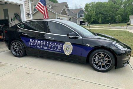 تسلا مدل 3 به جای دوج چارجر؛ 7000 دلار صرفه جویی در هزینههای پلیس آمریکا