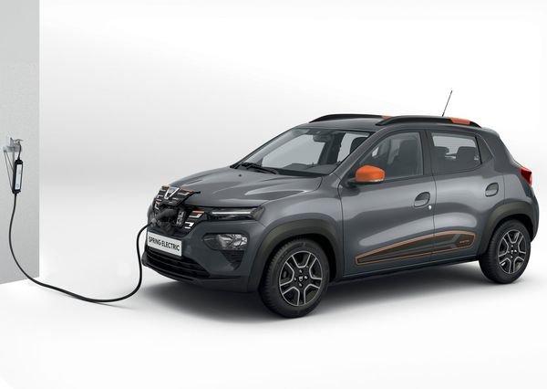 Dacia Spring Electric 2022 1 داچیا اسپرینگ رکورد ارزانترین خودروی برقی اروپا را شکست اخبار IT