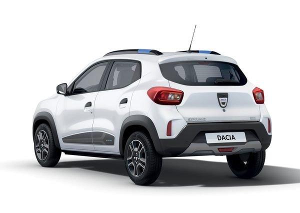 Dacia Spring Electric 2022 13 داچیا اسپرینگ رکورد ارزانترین خودروی برقی اروپا را شکست اخبار IT