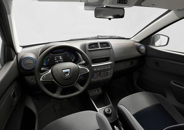 Dacia Spring Electric 2022 16 داچیا اسپرینگ رکورد ارزانترین خودروی برقی اروپا را شکست اخبار IT
