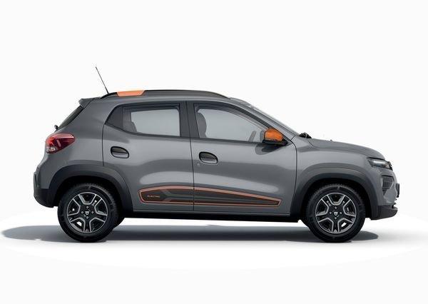Dacia Spring Electric 2022 2 داچیا اسپرینگ رکورد ارزانترین خودروی برقی اروپا را شکست اخبار IT