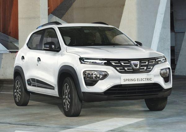Dacia Spring Electric 2022 4 داچیا اسپرینگ رکورد ارزانترین خودروی برقی اروپا را شکست اخبار IT