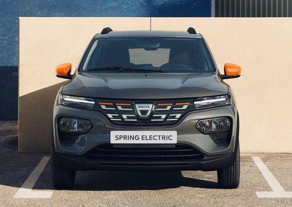 Dacia Spring Electric 2022 7 داچیا اسپرینگ رکورد ارزانترین خودروی برقی اروپا را شکست اخبار IT