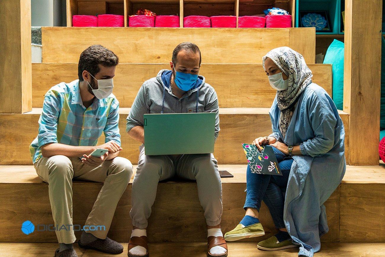 Digipic Abrbazi 12 ابربازی؛ پلتفرمی برای خلق ستارگان ابری آینده ایران اخبار IT