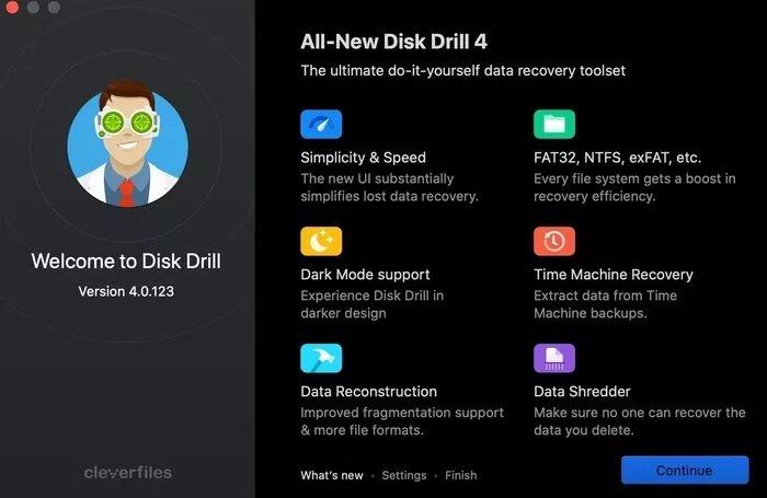 Disk Drill 1 بهترین نرم افزارها برای بازیابی اطلاعات هارد و کارت حافظه اخبار IT