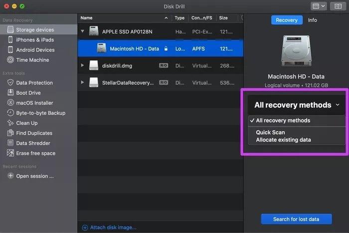 Disk Drill 2 بهترین نرم افزارها برای بازیابی اطلاعات هارد و کارت حافظه اخبار IT