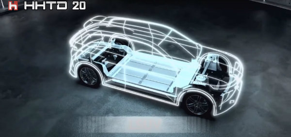 Foxconn EV Platform 10 همکاری فاکسکان و جیلی به منظور تولید خودرو برای سایر کمپانیها اخبار IT