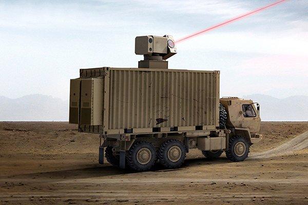 همکاری جنرال اتمیکس و بوئینگ برای توسعه سلاح لیزری با انرژی بالا