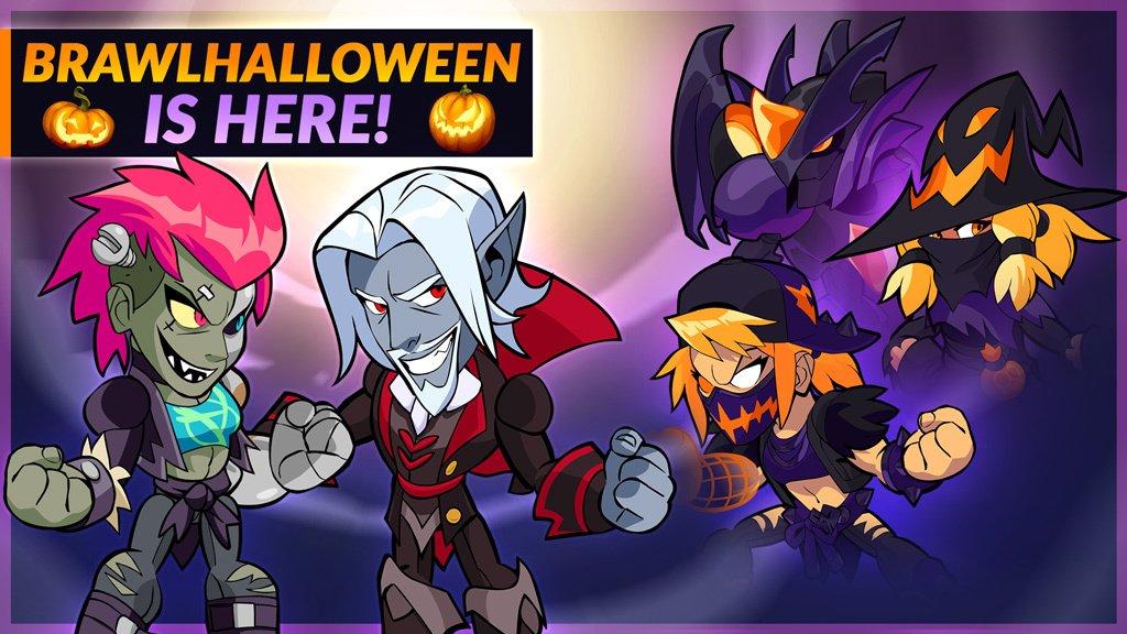 HalloweenBH 1024x576 هفت سنگ؛ PES 2021 برای موبایل منتشر شد اخبار IT