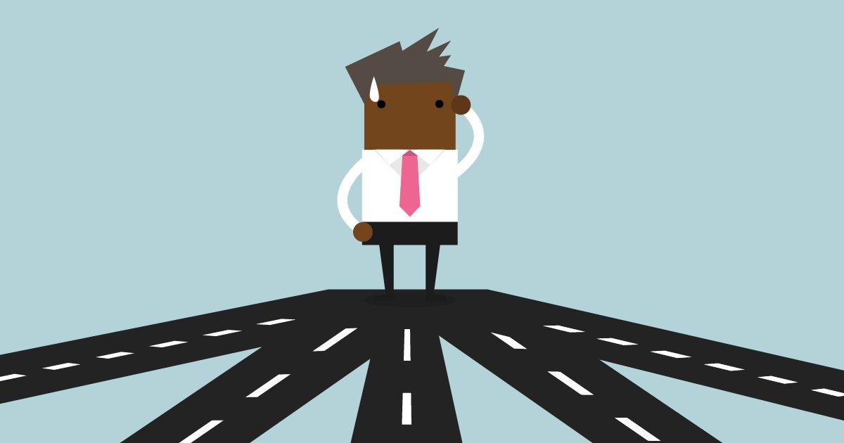 Img no career path 5 استراتژی که میتواند در مسیر شغلی شما تحول ایجاد کند اخبار IT