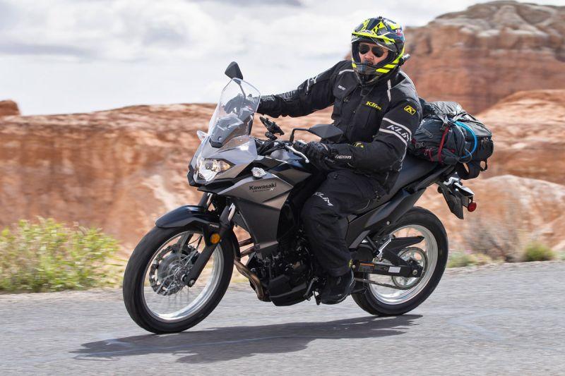 Kawasaki Versys X 300 Test Review 01 1 بررسی موتورسیکلت کاوازاکی ورسیس 250 اخبار IT
