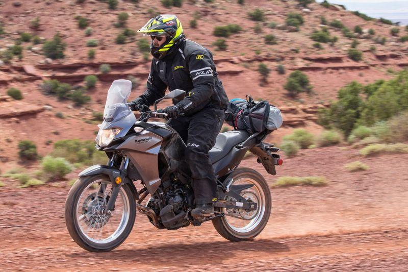 Kawasaki Versys X 300 Test Review 03 بررسی موتورسیکلت کاوازاکی ورسیس 250 اخبار IT