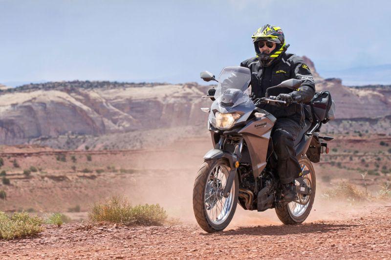 Kawasaki Versys X 300 Test Review 04 بررسی موتورسیکلت کاوازاکی ورسیس 250 اخبار IT
