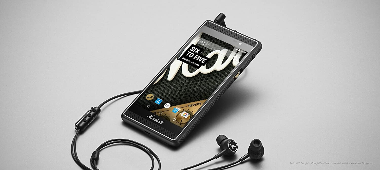 Marshall London 2 نگاهی به ۵ گوشی عجیب که برندهای غیرمنتظره روانه بازار کردند اخبار IT