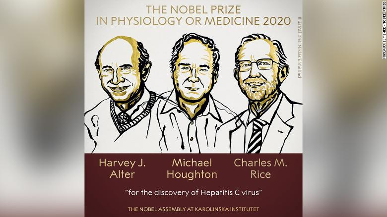 نوبل پزشکی