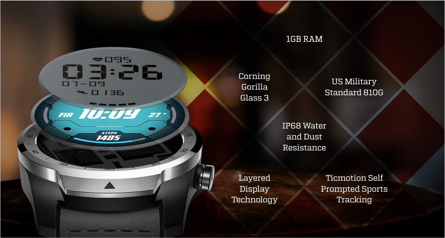 راهنمای خرید ساعت هوشمند تیک واچ پرو ۲۰۲۰
