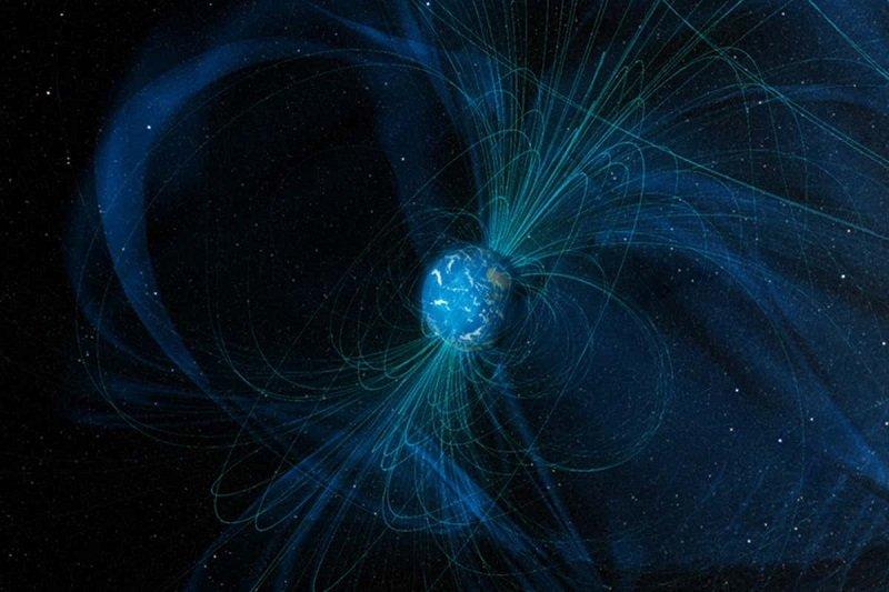 Moon Earth Magnetic Field چرا میدان مغناطیسی اولیه ماه میتواند مسئول زندگی روی زمین باشد؟ اخبار IT