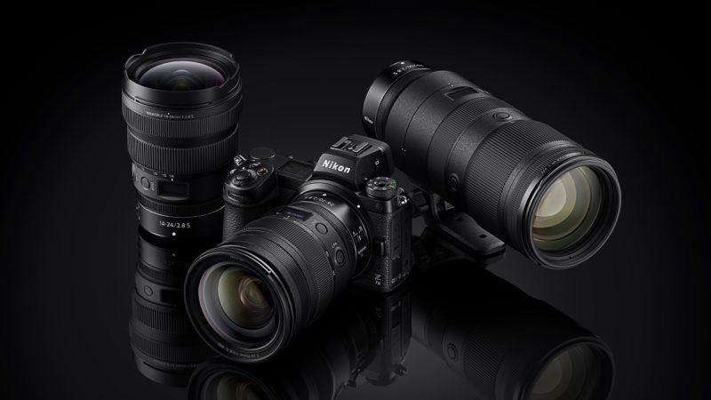 دوربینهای نیکون Z6 II و Z7 II با پشتیبانی از دو کارت حافظه معرفی شدند