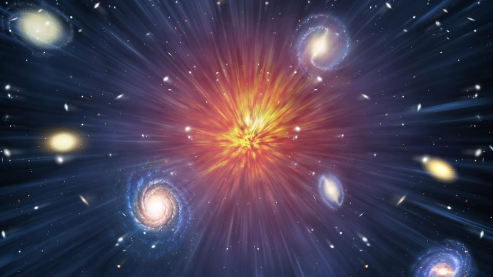 Nobel Prize winner says the universe has gone through multiple Big Bangs 1 نتیجه تحقیق جدید: عالم هستی در حال گرمتر شدن است اخبار IT