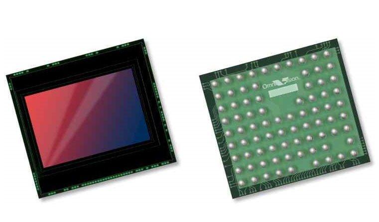 رونمایی OmniVision از سنسور ۶۴ مگاپیکسلی با اندازه پیکسل ۱.۰ میکرومتر
