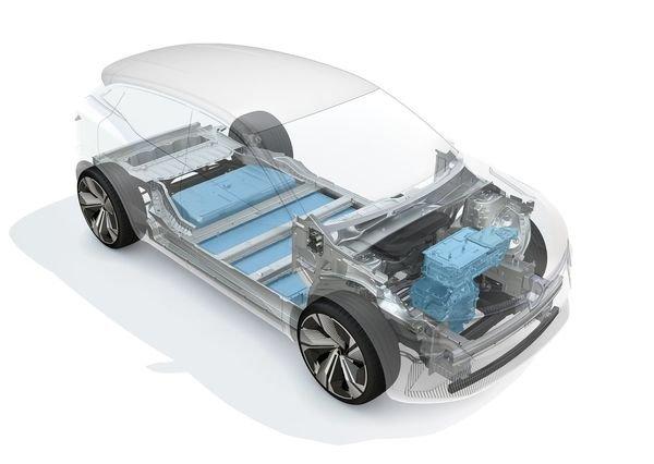 رنو شارژ وایرلس باتری خودرو