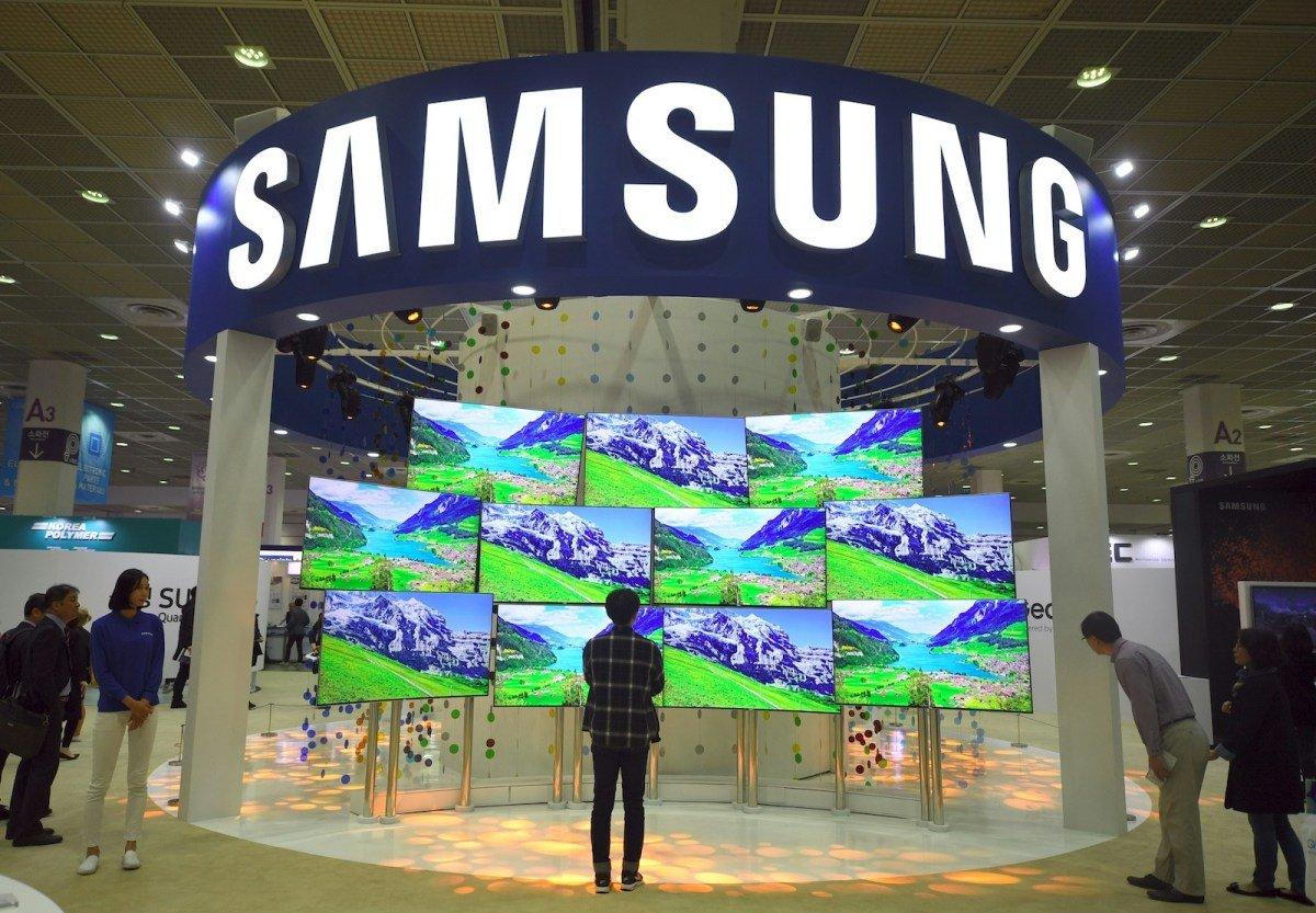 Samsung South Korea Consumer Electronics 2016 درآمد سامسونگ در سه ماهه سوم 2020 رکورد زد اخبار IT