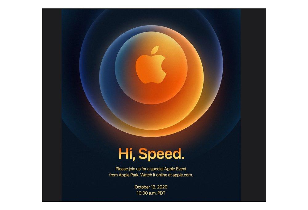 Screen Shot 2020 10 06 at 12.02 اپل ۲۲ مهر ماه از سری آیفون ۱۲ رونمایی میکند اخبار IT