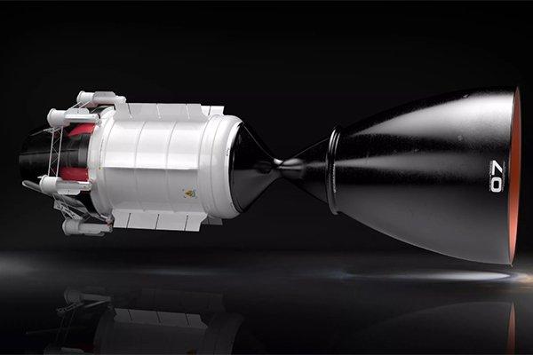 طرح مفهومی موتور هستهای جدید سفر ۳ ماهه به مریخ را ممکن میکند