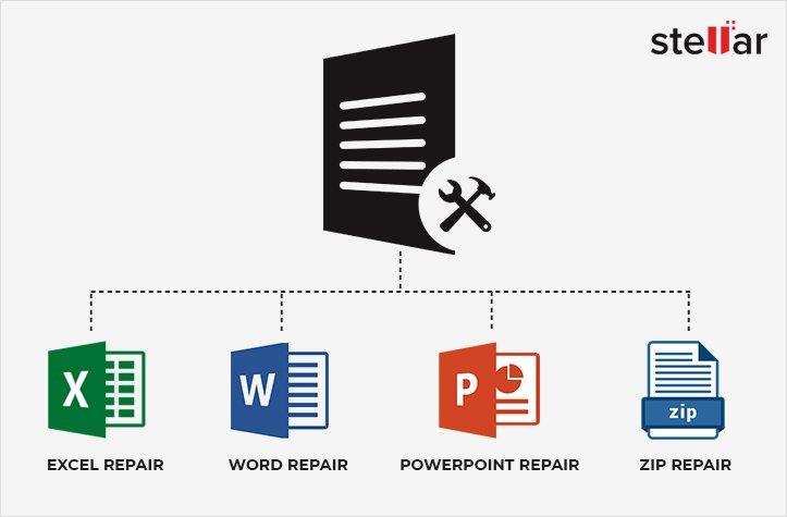 تعمیر فایلهای خراب
