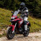 بررسی موتورسیکلت بنلی TRK 249؛ گشت و گذار در طبیعت با موتور چینی - ایتالیایی