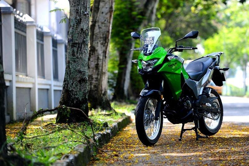TZJ 8932 بررسی موتورسیکلت کاوازاکی ورسیس 250 اخبار IT