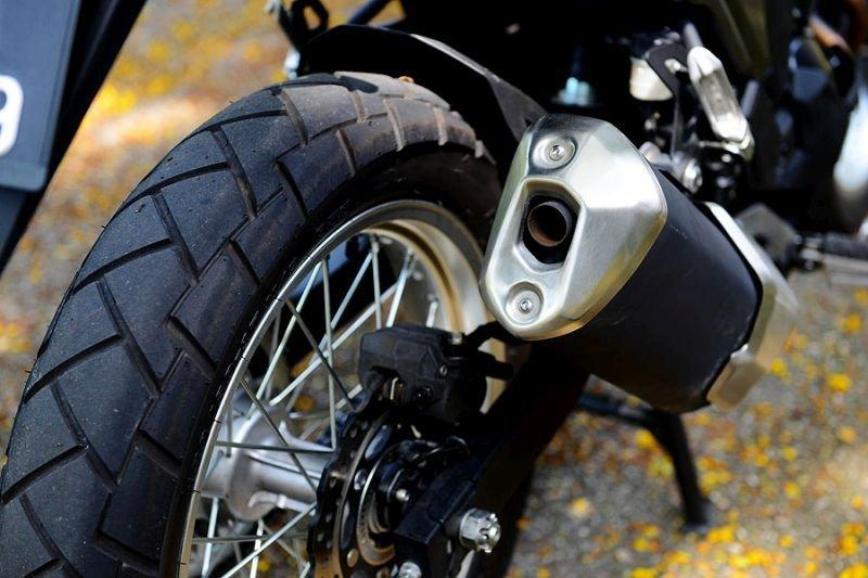 TZJ 9008 بررسی موتورسیکلت کاوازاکی ورسیس 250 اخبار IT