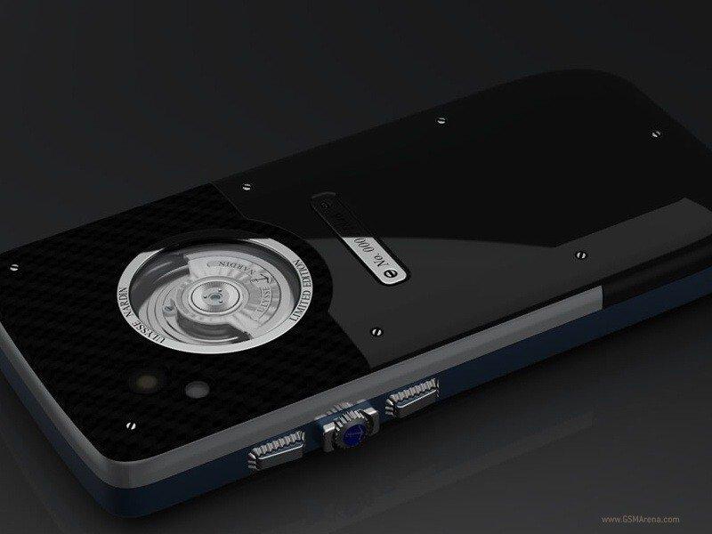 Ulysse Nardin Chairman 1 نگاهی به ۵ گوشی عجیب که برندهای غیرمنتظره روانه بازار کردند اخبار IT