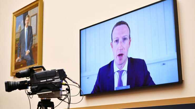 مدیران عامل فیسبوک، گوگل و توییتر با ادای شهادت در جلسه سنا موافقت کردند اخبار IT