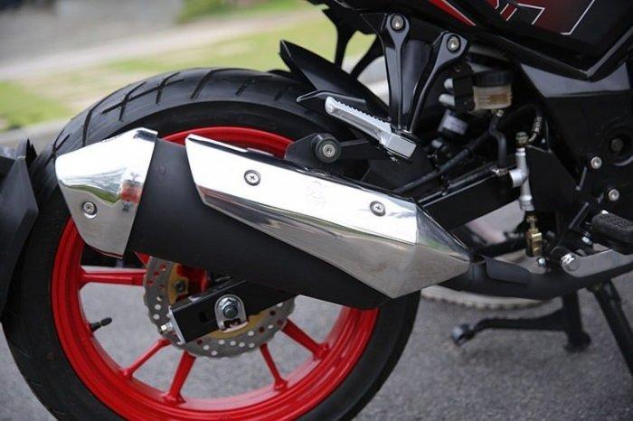 VJwh2yOh بررسی موتورسیکلت sym گلکسی NA180؛ مشخصات فنی و قیمت تایوانی ناشناس بازار ایران اخبار IT