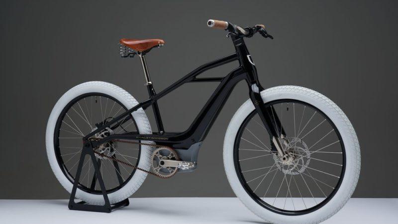 اولین دوچرخه برقی هارلی دیویدسن با نام سری 1 معرفی شد