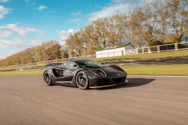 auto lotus 1753c8739ef original ratio 600x400 حضور ابر خودرو برقی لوتوس ایویا (Evija) در مراسم سالیانه گوودوود 2020 اخبار IT