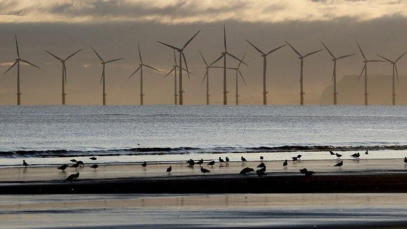 britain offshore wind 2 انرژی منازل در بریتانیا تا ۲۰۳۰ به صورت کامل از باد تامین میشود اخبار IT