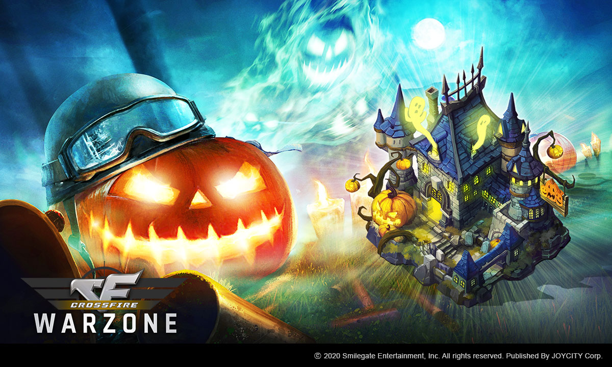 crossfire halloween هفت سنگ؛ حضور دوبارهی زامبیها در پابجی موبایل اخبار IT