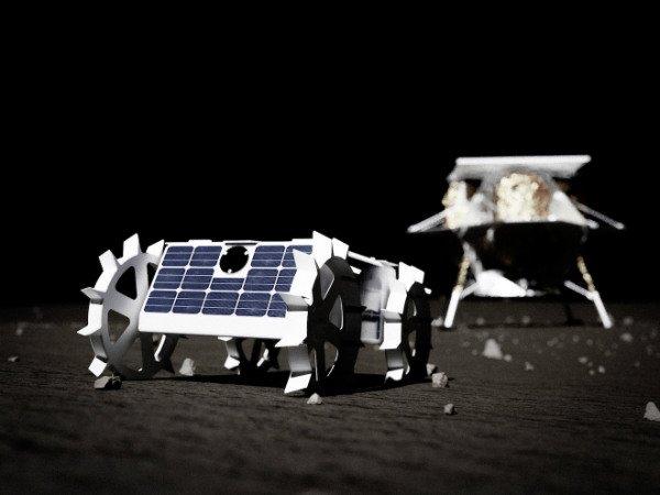 cuberover 2019 w600 ماه نورد کوچک شرکت Astrobotic برای آزمایش به ناسا تحویل داده شد اخبار IT