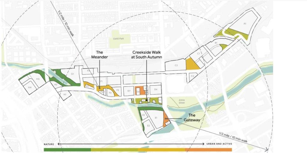 dims 2 نقشهها و اطلاعات جدیدی از پروژه کمپ سن خوزه گوگل منتشر شد اخبار IT