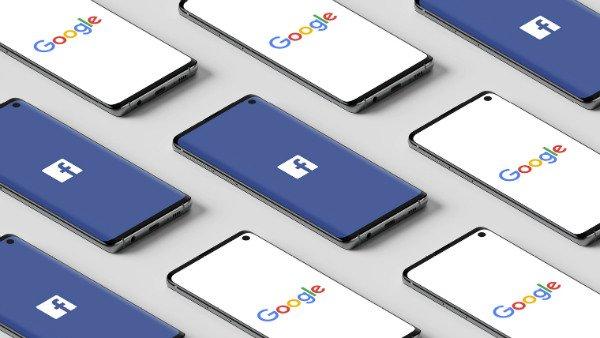 google facebook duopoly w600 چرا کنگره آمریکا از غولهای فناوری به هراس افتاده است؟ اخبار IT