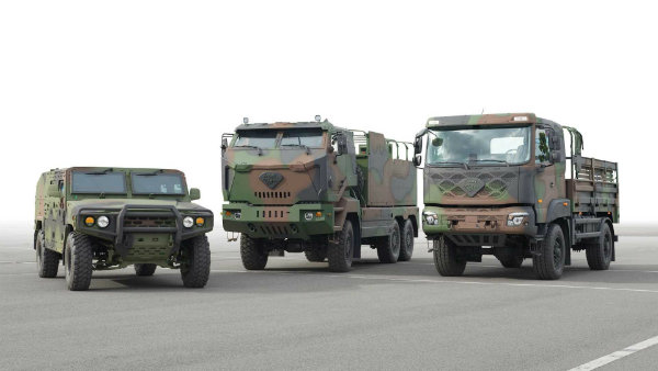 kia motors military vehicles ساخت خودرو نظامی توسط کیا موتورز؛ پروژهای برای ارتش کرهجنوبی اخبار IT